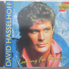 David Hasselhoff ‎– Looking For Freedom _ cd, album, Germania - Muzica Pop ariola