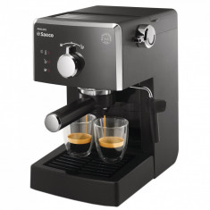 Espressor manual Philips Saeco Poemia HD8423/19, 950 W, 15 bar, 1.25 l, Negru - Espressor automat