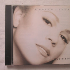 Mariah Carey ‎– Music Box _ cd, album, EU - Muzica Pop Columbia