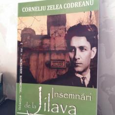 ÎNSEMNĂRI DE LA JILAVA CORNELIU ZELEA CODREANU MISCAREA LEGIONARA GARDA DE FIER