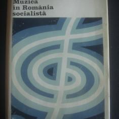 P. BRANCUSI, N. CALINOIU - MUZICA IN ROMANIA SOCIALISTA