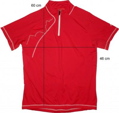 Tricou outdoor ciclism VAUDE calitativ ca nou (dama XL) cod-173584 foto