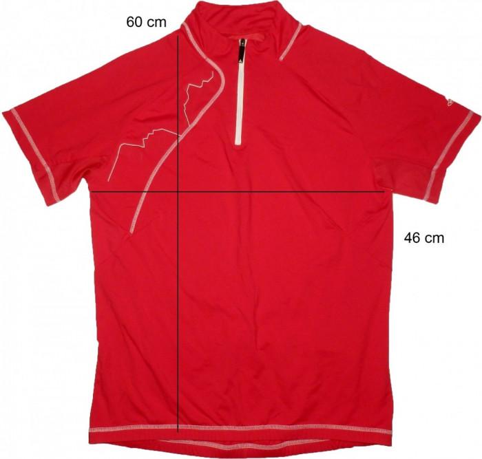 Tricou outdoor ciclism VAUDE calitativ ca nou (dama XL) cod-173584 foto mare