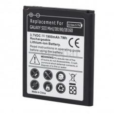Baterie acumulator  Samsung S3 mini 1900 mAh i8190, Samsung Galaxy S3 Mini, Li-ion