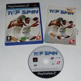 Joc Playstation 2 - PS2 - Top Spin
