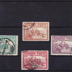 ROMANIA 1906, LP 59, MAMA RANITILOR SERIE STAMPILATA, LOT 1 RO - Timbre Romania