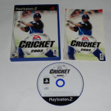 Joc Playstation 2 - PS2 - Cricket 2002
