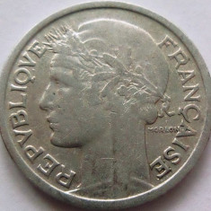 Moneda 1 Franc - FRANTA, anul 1947 *cod 3329 Allu, Europa, Aluminiu