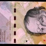 VENEZUELA 50 bolivares 2011 UNC necirculata **