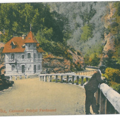 3264 - Gorj, Cantonul Ferdinand - old postcard - used - Carte Postala Oltenia 1904-1918, Circulata, Printata