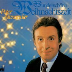 Peter Alexander - Wunderschone Weihnachtszeit (Vinyl) - Muzica Pop ariola, VINIL
