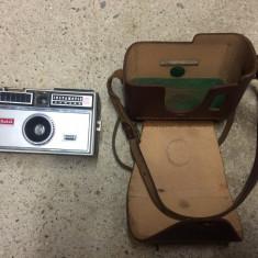 Aparat foto clasic KODAK instamatic 100 camera cu husa originala -model vintage - Aparat Foto compacte Kodak