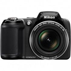 Aparat foto digital Nikon COOLPIX L810, 16.1MP, Negru