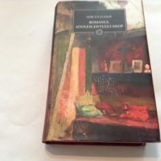 Mircea Eliade - Romanul adolescentului miop/Gaudeamus, RF11/4, Anul publicarii: 2009