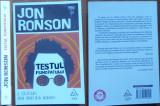 Jon Ronson , testul psihopatului ; O calatorie prin lumea nebuniei , 2014