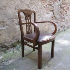 Scaun vechi de birou, antic
