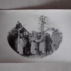 FOTOGRAFIE SOLDATI ROMANI, WW2 - Fotografie veche