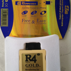 Card modare R4i gold ds dsi v1.45 - 3ds v11.1.0-34 R4 2016, Card memorie