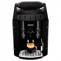 Espressor KRUPS EA8108, 1.6L, 15 bar, Negru - Espressor automat
