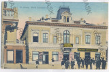 3263 - Rm. VALCEA, Hotel Continental - old postcard - used