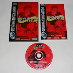 Joc Sega Saturn - Break Point - Jocuri Sega, Actiune, Toate varstele, Single player