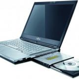 Laptop Fujitsu S6420 C2D 2,4Ghz, 4GbDDR3, 160Gb, DVDRw, WiFi, Wcam,13
