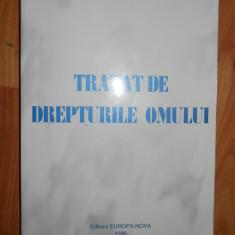 TRATAT DE DREPTURILE OMULUI - IONEL CLOSCA SI ION SUCEAVA - Carte CEDO