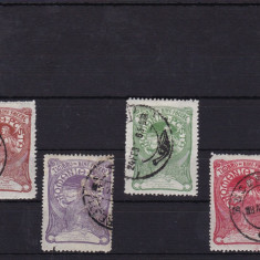 ROMANIA 1906, LP 57, TORCATOAREA, SERIE STAMPILATA, LOT 1 RO - Timbre Romania