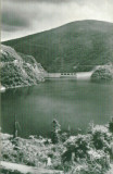 SADU V BARAJUL LACUL DE ACUMULARE HIDROCENTRALA