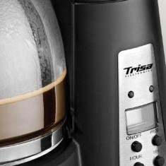 Cafetiera Trisa Aroma Coffe 6014.42, 900 W, 12 cesti, Negru