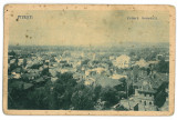 3404 - PITESTI, Panorama - old postcard - unused, Necirculata, Printata