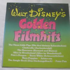Rainbow Orchestra Munich – Walt Disney's Golden Filmhits _ vinyl, LP, Germania - Muzica soundtrack Altele, VINIL