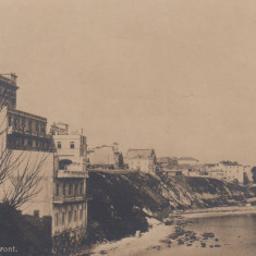CONSTANTA, VEDERE DIN FATA, SCRISA, NECIRCULATA - Carte Postala Dobrogea dupa 1918, Printata