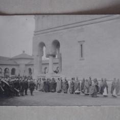 LOT 3 FOTOGRAFII, MILITARI, CURTEA DE ARGES, WW2 - Fotografie veche