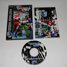 Joc Sega Saturn - Virtual ON - Jocuri Sega, Actiune, Toate varstele, Single player