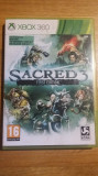 Cumpara ieftin Joc XBOX 360 Sacred 3 original PAL / by WADDER, Role playing, 16+, Multiplayer