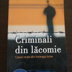 CRIMINALI DIN LACOMIE - Traian Tandin - 2006, 368 p., Alta editura