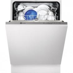 Masina de spalat vase incorporabila Electrolux ESL5201LO, 13 Seturi, 5 Programe, Clasa A+, 60 cm, Gri, Numar programe: 5, A+