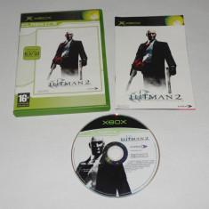 Joc Xbox classic - Hitman 2 - Jocuri Xbox Altele, Shooting, Toate varstele, Single player
