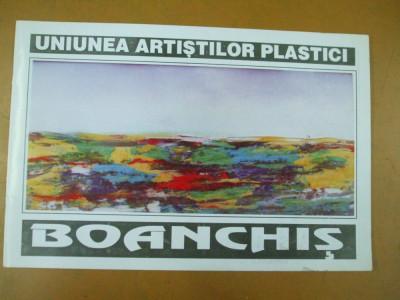 Alexandru Boanchis pictura album prezentare foto
