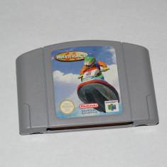 Joc consola Nintendo 64 N64 - Wave Race 64 - PAL Altele, Actiune, Toate varstele, Single player