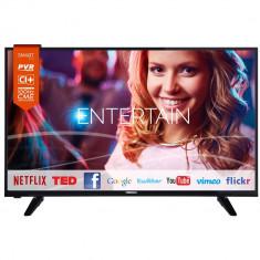 Televizor Horizon 43HL733F LED, Smart TV, Full HD, 109 cm, Negru - Televizor LED Horizon, 108 cm