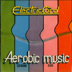 ElectricCord / Electric Cord - Aerobic Music (Vinyl) - Muzica Dance electrecord, VINIL