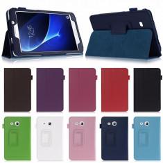 Husa tip stand ptr. Samsung Galaxy Tab A 7.0