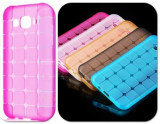 Husa silicon Jelly Case Squares G530F Samsung Galaxy Grand Prime ROZ