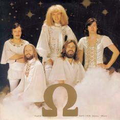 Omega - 8 - Csillagok Utjan (LP - Ungaria - VG)