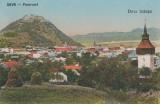 DEVA , PANORAMA , ED. LAUFER VILMOS , DEVA, Necirculata, Printata