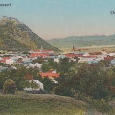 DEVA, PANORAMA, ED. LAUFER VILMOS, DEVA - Carte Postala Transilvania dupa 1918, Necirculata, Printata