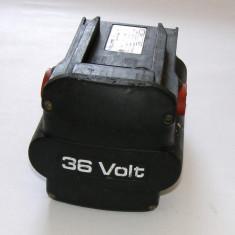 Hilti baterie 36 V NI-Cd pentru carcasa sau reconditionat(1130)