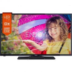 Televizor LED Horizon 49HL739F, Full HD, 123 cm, Negru, 125 cm
